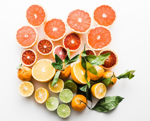citrus fragance